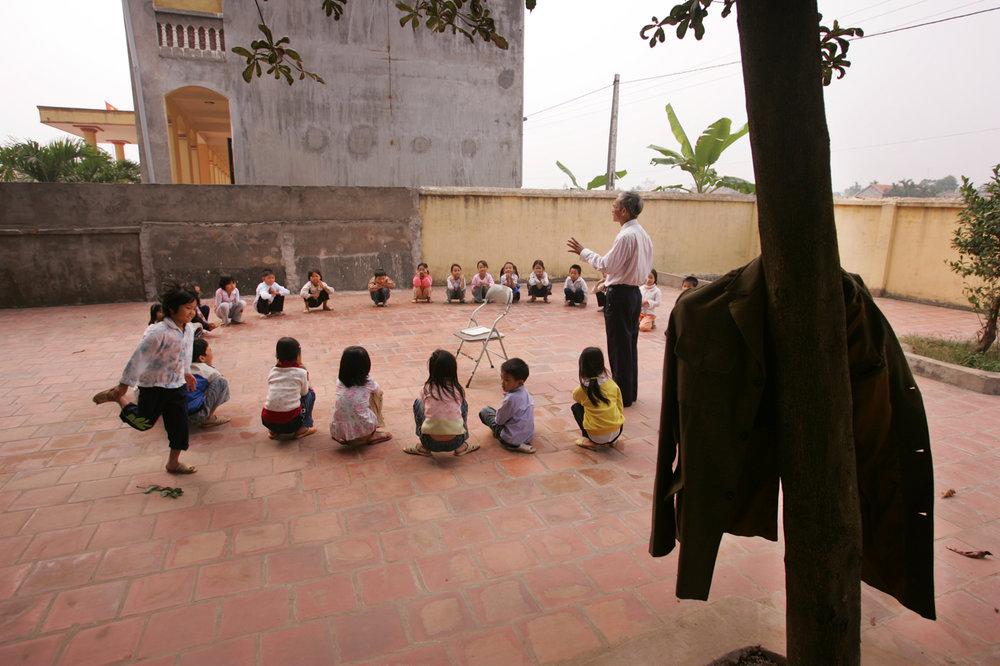 School. Vietnam, 2007