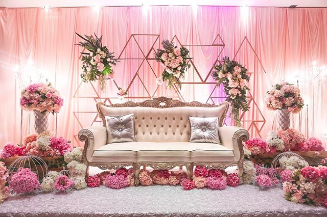Congratulations to  Khairunisa & Farhan ✨ Thank you both for giving us the honour to do up this Whimsical Wonderland theme for your very special day, we hope you've enjoyed the decor as much as we've enjoyed doing it up for you to ensure that picture-perfect moments were all around 🌸  #pelamin #dais