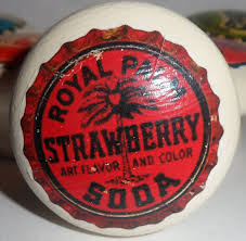 Strawberry Bottle Cap