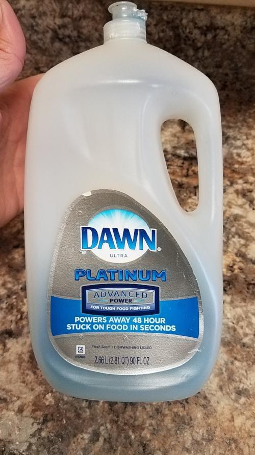 Dawn Dishwashing Soap