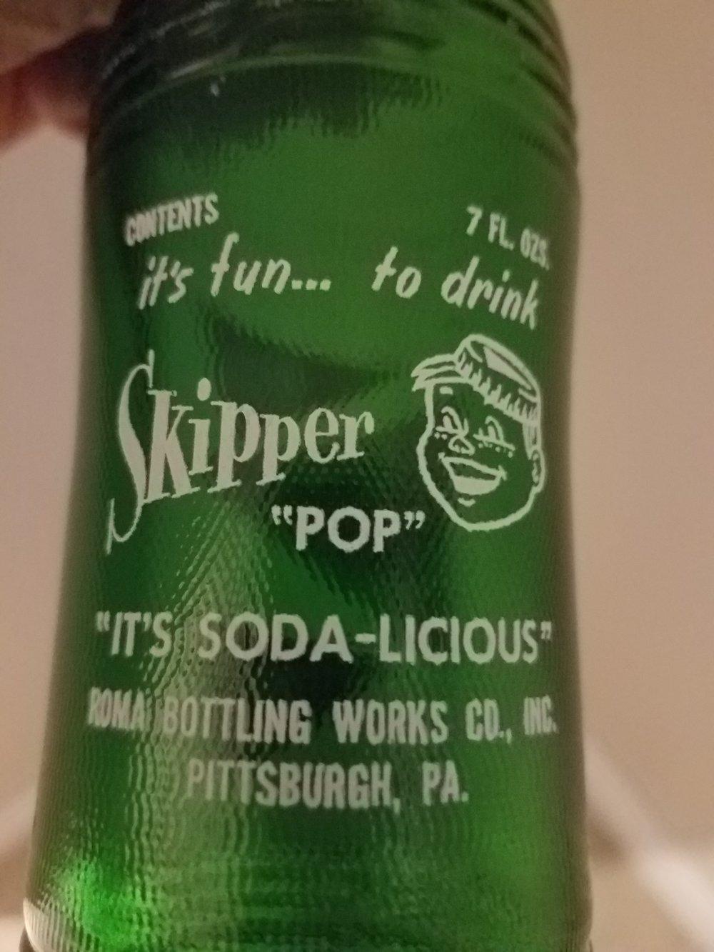 """Its Soda-Licious"""