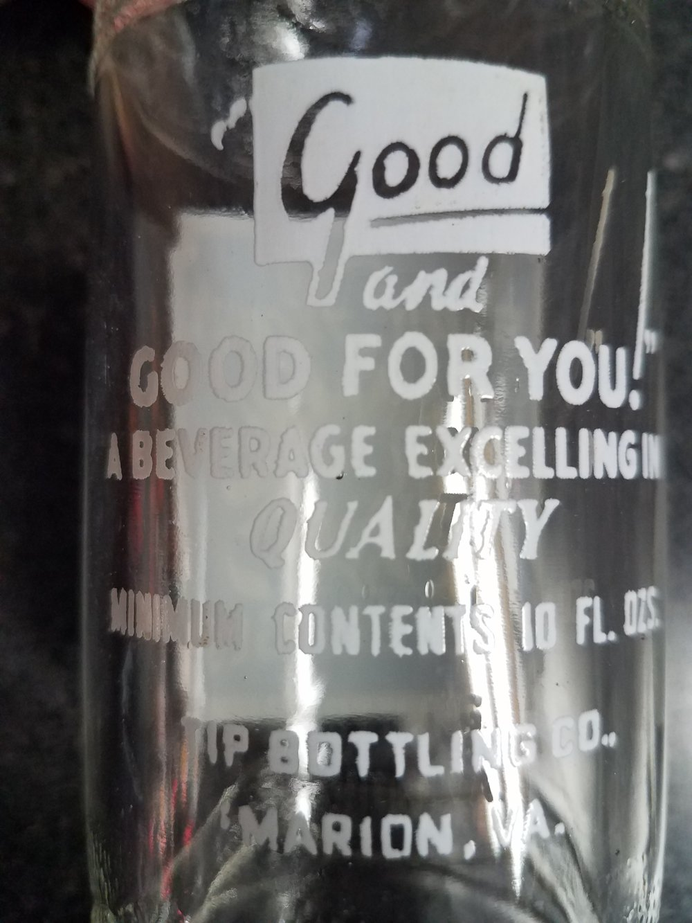 """""""Good and Good for you"""""""