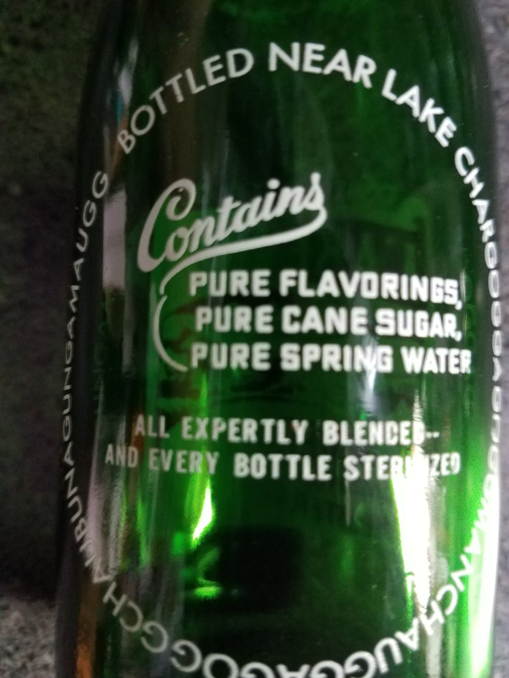 """Bottled Near Lake Cha................"""