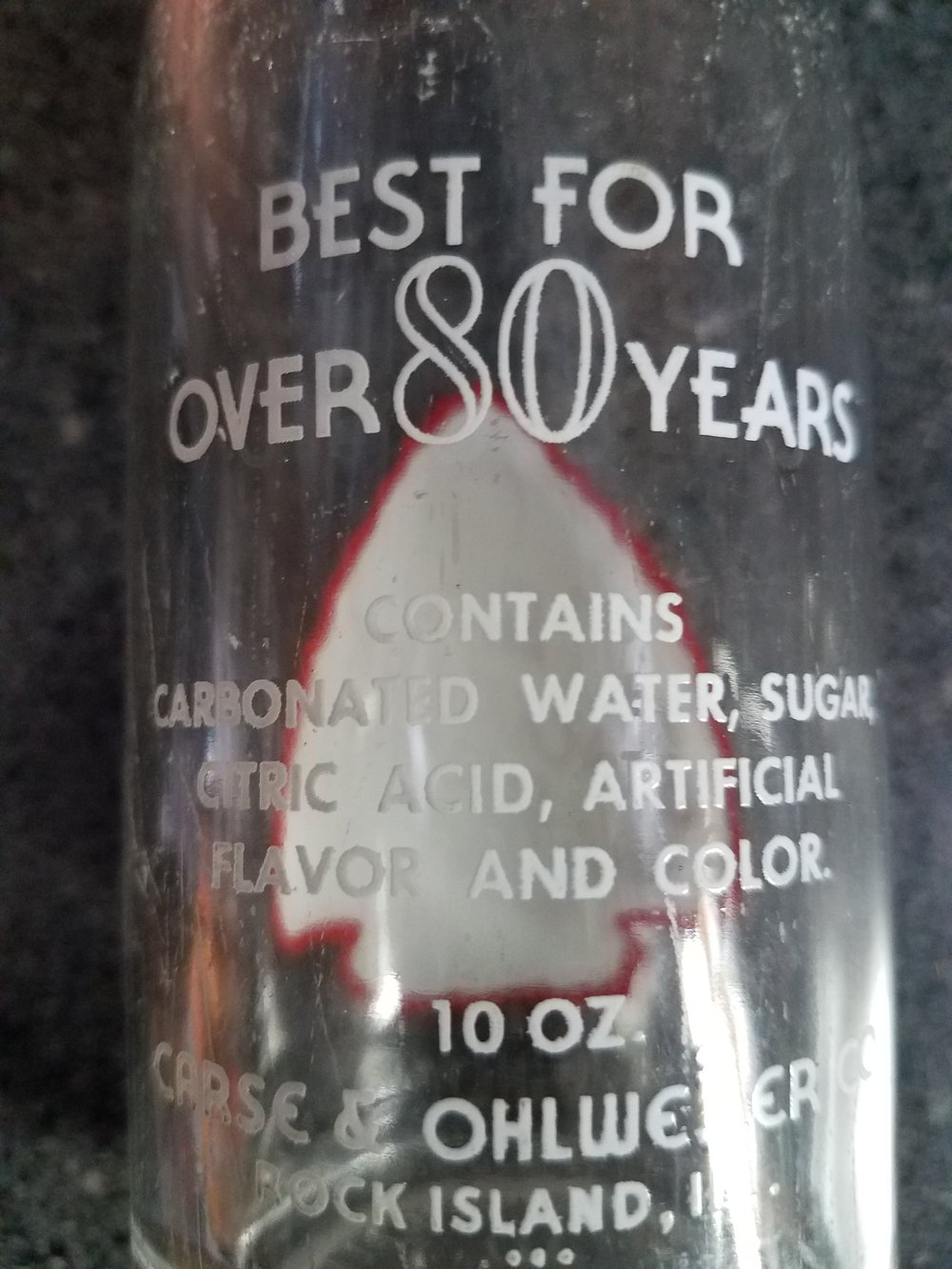 """""""Best for over 80 Years"""""""