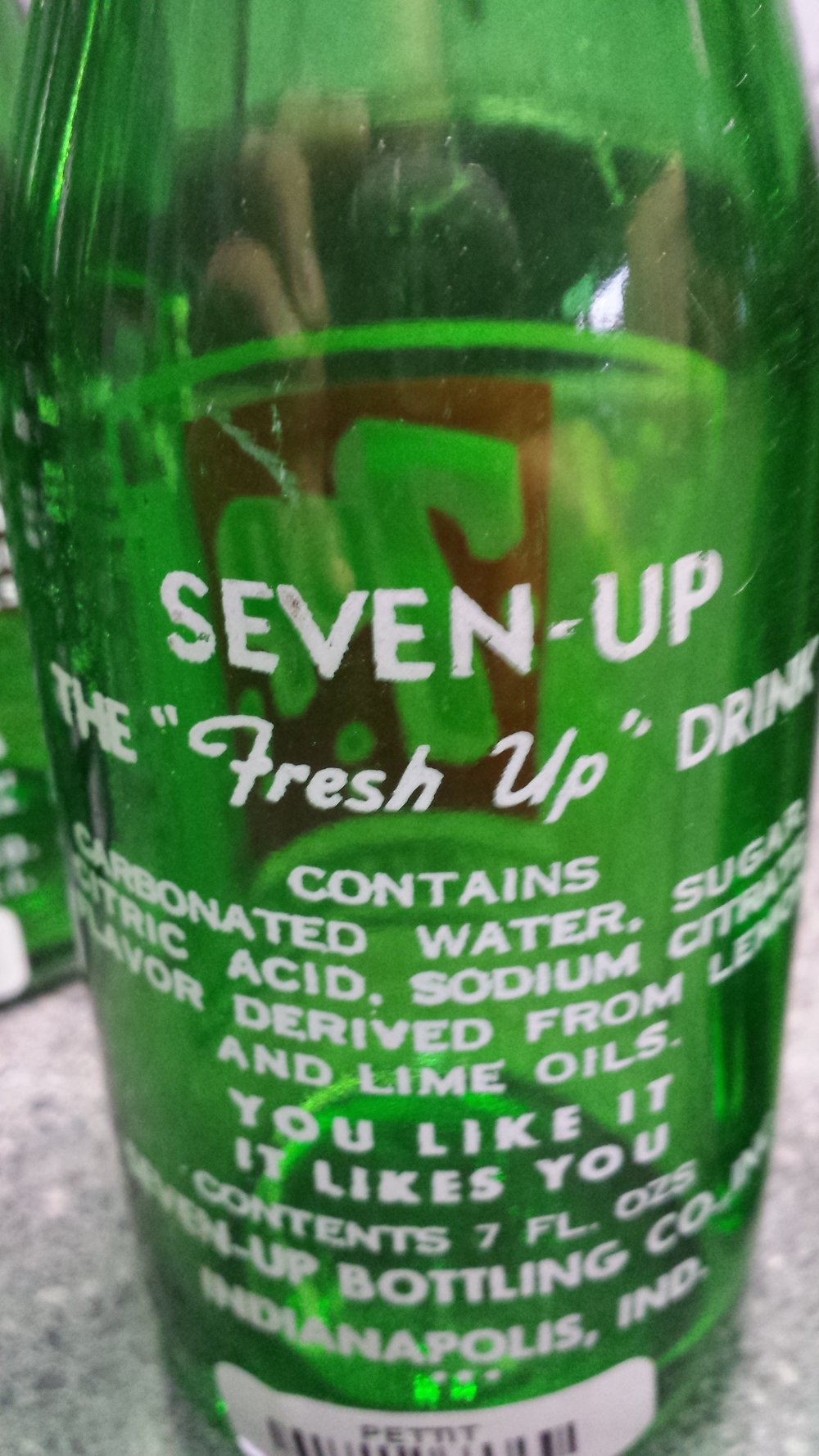 """The """"Fresh Up"""" Drink"""