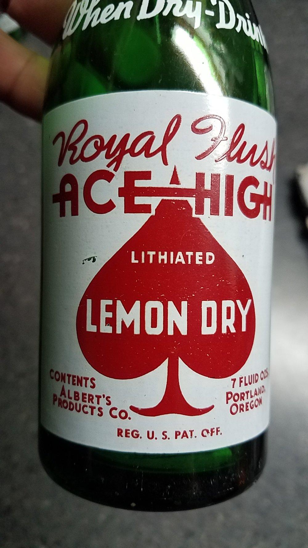 Ace High (Royal Flush)