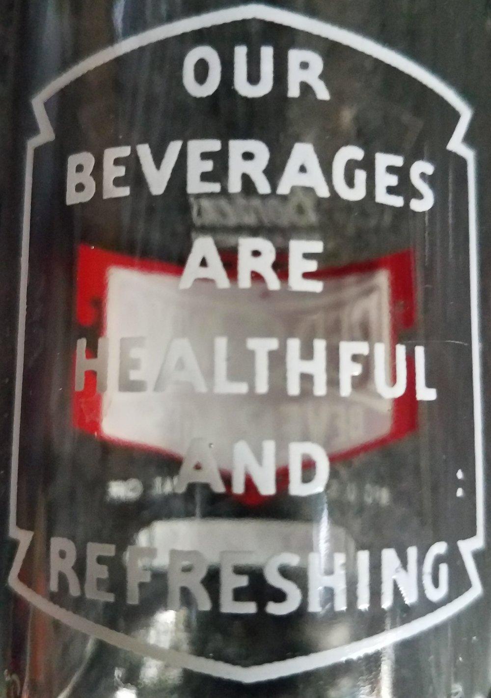 Healthful and Refreshing