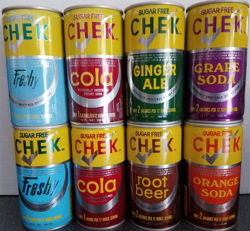 Chek (Yellow Label)