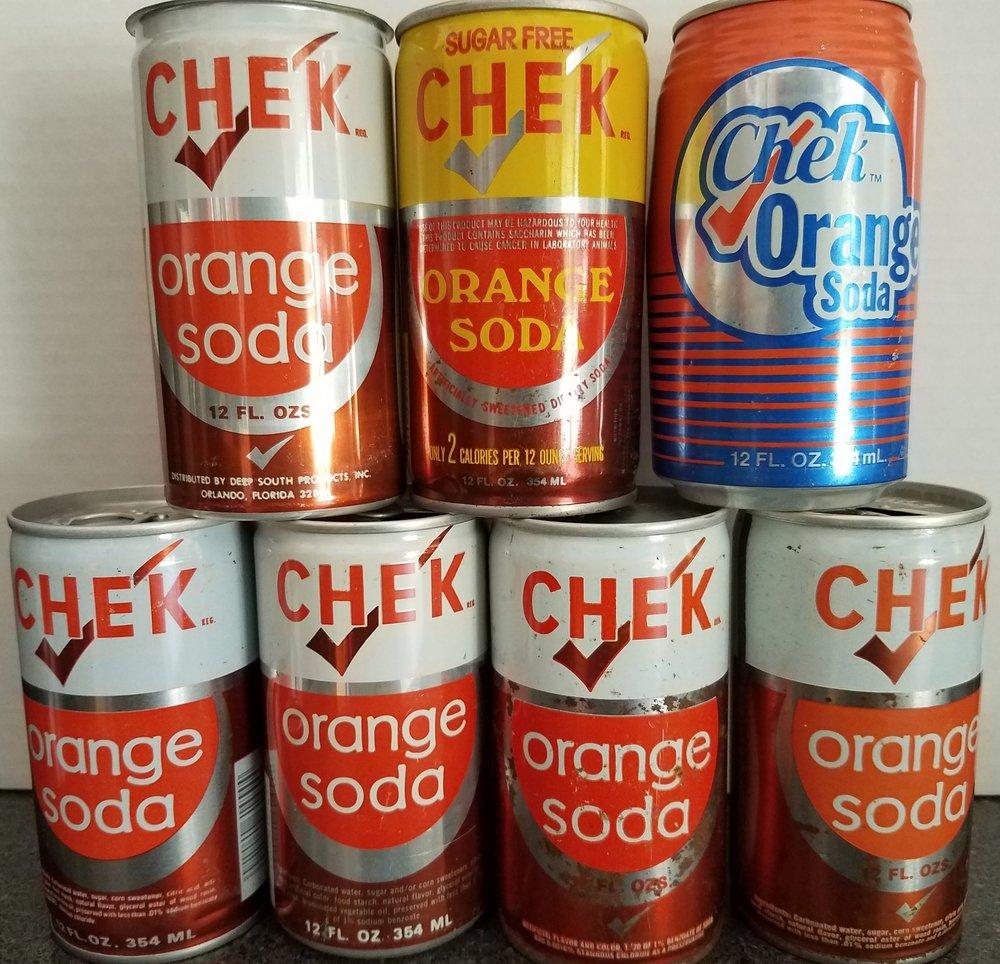 Chek Orange