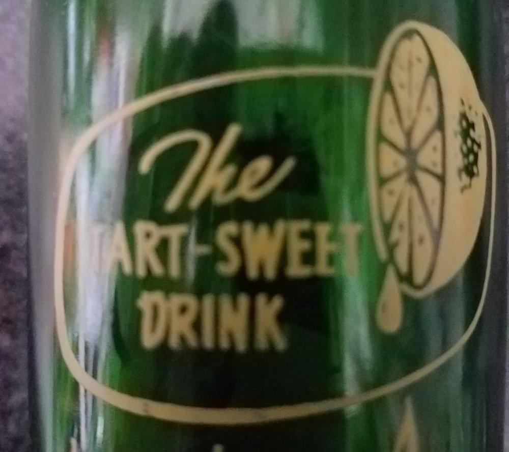 The Tart-Sweet Drink