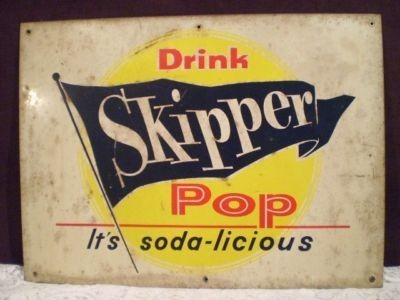 Skipper Sign (worthpoint.com)