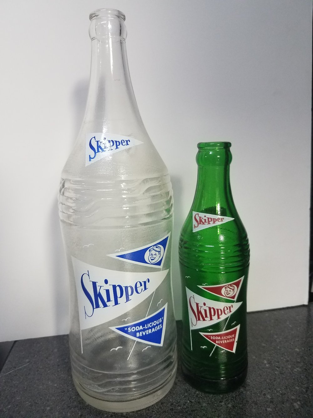 My Skipper Bottles