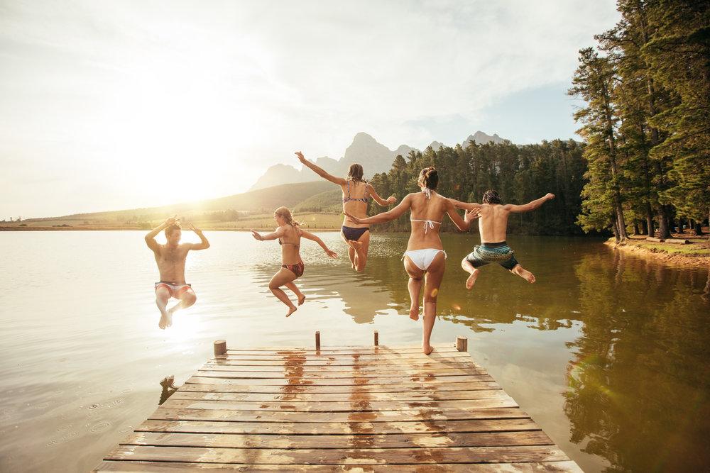 Join the redox revolution. - Live longer, healthier, stronger.