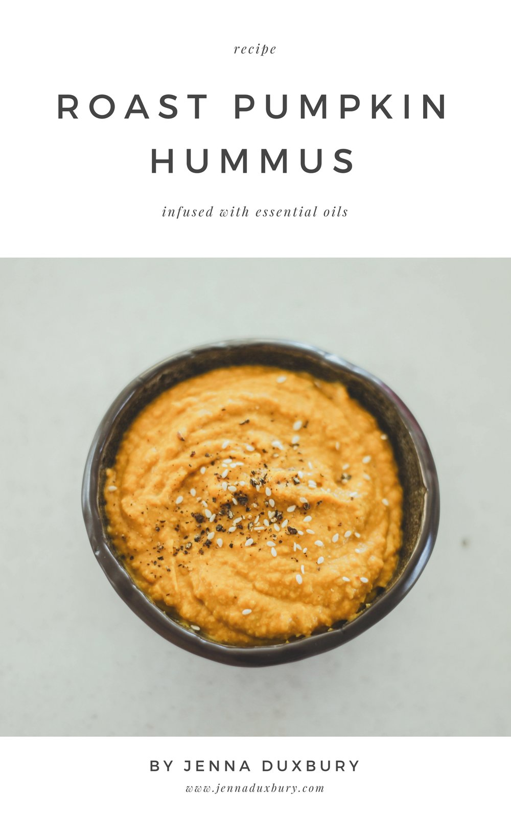 Recipe - Roast Pumpkin Hummus Cover.jpg