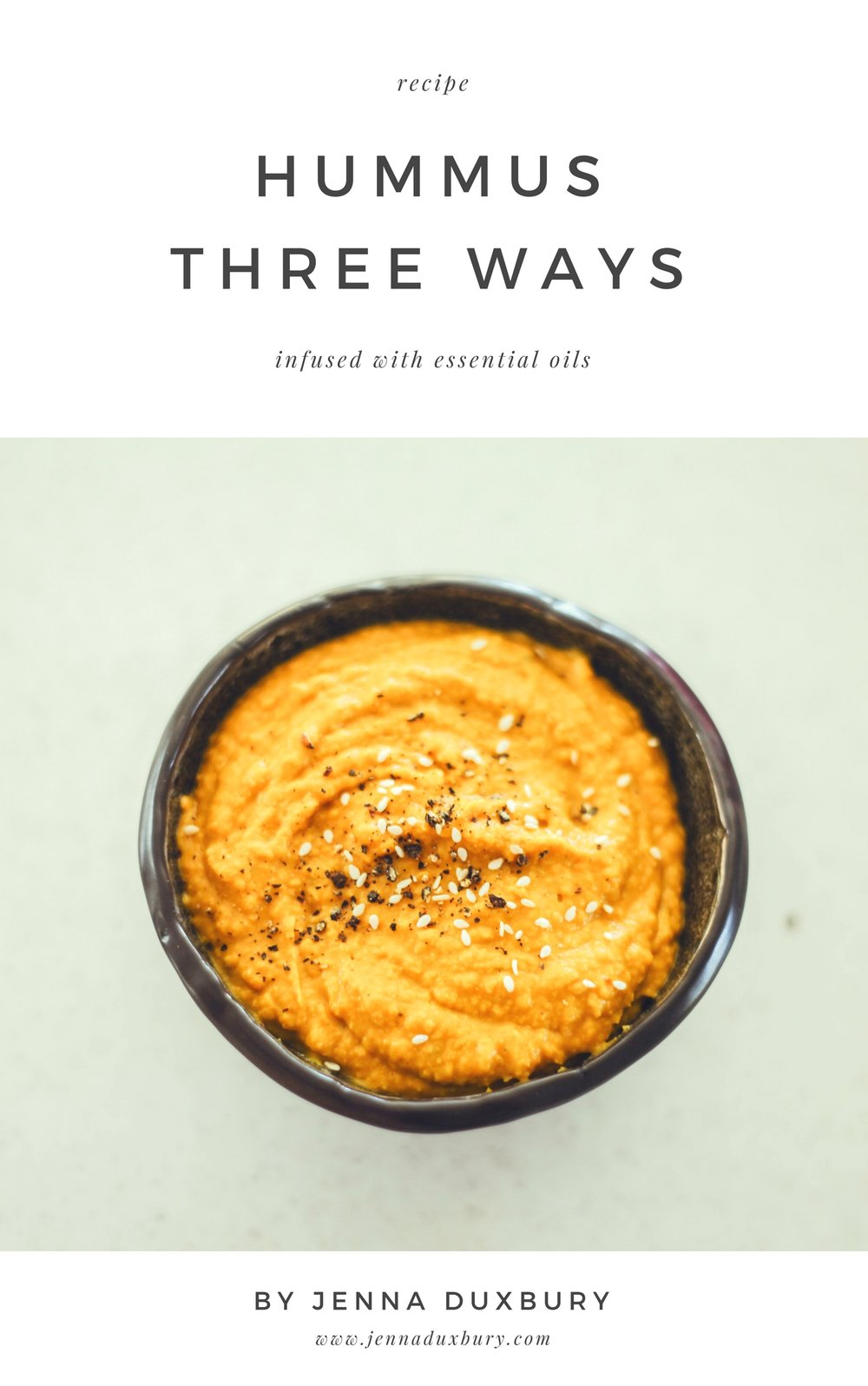 Recipe - Hummus Three Ways Cover.jpg