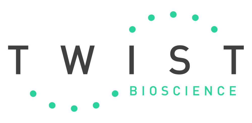 "TWIST Biosciences - Gold Sponsor of 2019: ""making DNA for teams"" https://www.twistbioscience.com/"