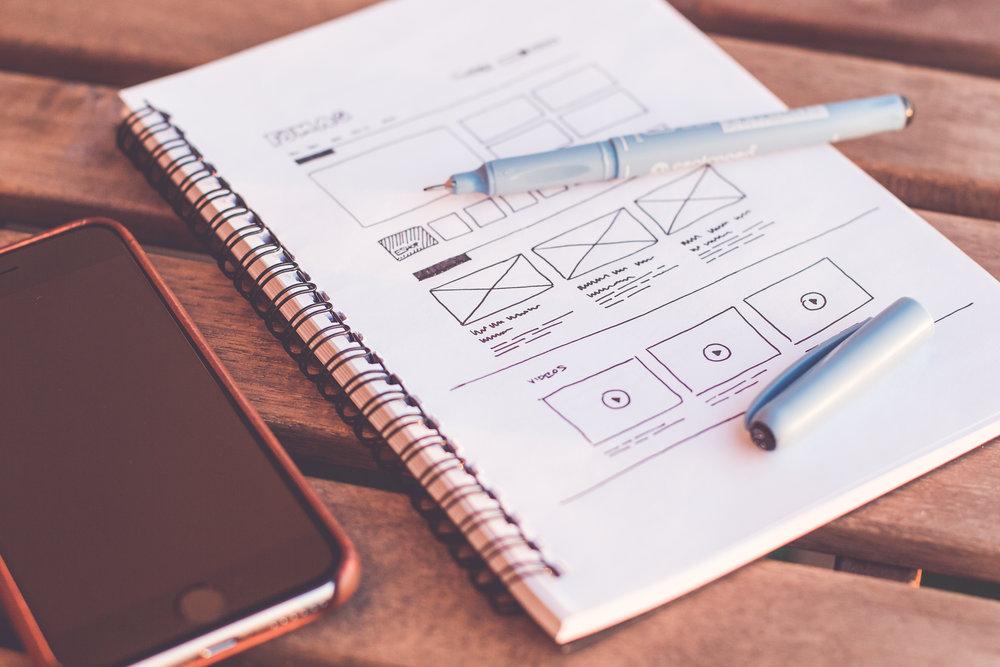 WEB & GRAPHIC DESIGN -