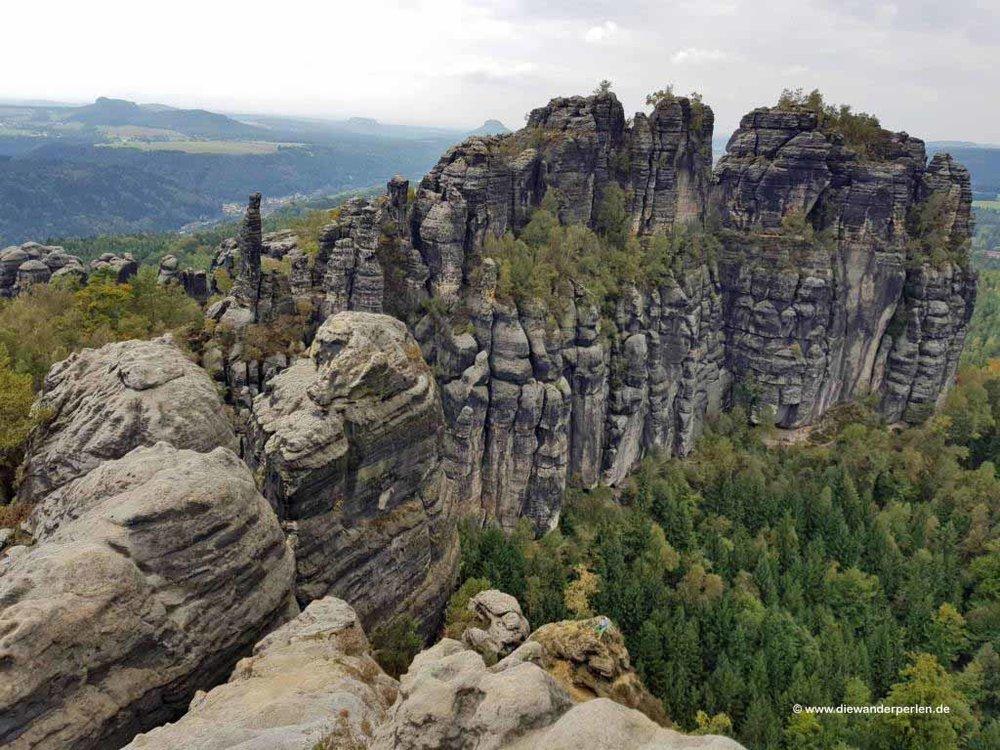 Sächsische Schweiz - 28. April bis 01. Mai 2019Einfach malerisch!Wandern zu den Highlights der Sächsischen Schweiz