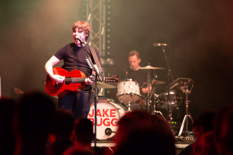 JAKE BUGG - The 'mawwwniin' after the night before