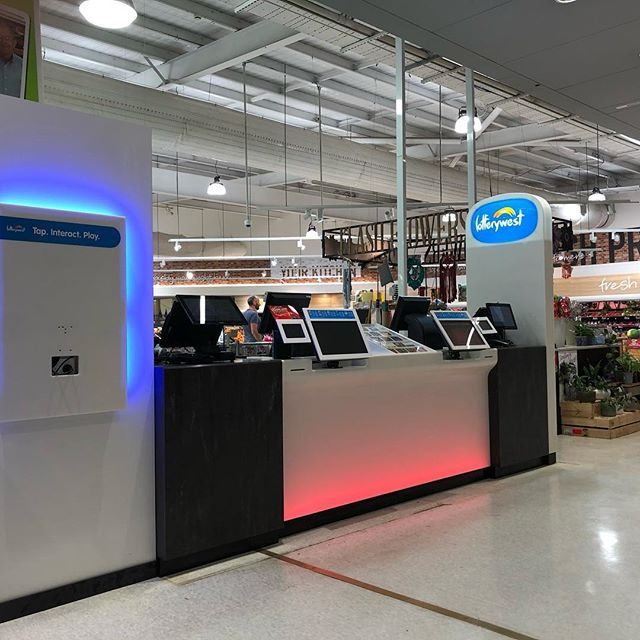 Fit Out complete at Queen Supa IGA Geraldton!  #iga#lotterywest#supportyourlocal#queenssupaiga #northwestwesternaustralia#shopfittingaustralia