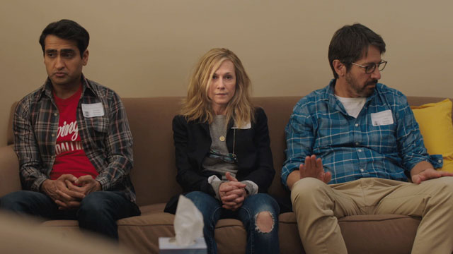 The Big Sick - Amanda welcomes back the Oscar crew, Colleen, Stephen and Joe Liles, to discuss The Big Sick. Collen has saved Stephen and Chloe the cat, Stephen is happy that the film didn't fall into too many indie by numbers clichés, Joe is very impressed by Ray Romano's performance, and Amanda fangirls over Emily V Gordon and Kumail Nanjiani.