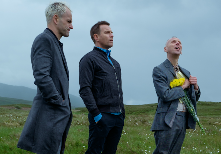 T2 Trainspotting - Amanda and return guest, Brenda, discuss the film, T2 Trainspotting. Brenda has opinions about the title of the film and Amanda wants more Kelly Mcdonald in everything.