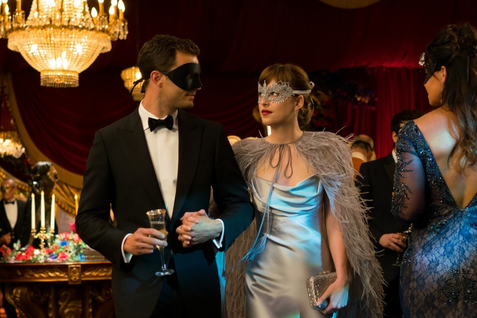 Fifty Shades Darker - Amanda welcomes new guest, Brittney, to the podcast to discuss the movie, Fifty Shades Darker. Brittney wants to know what makes it darker and Amanda has some serious issues with the sex scenes.