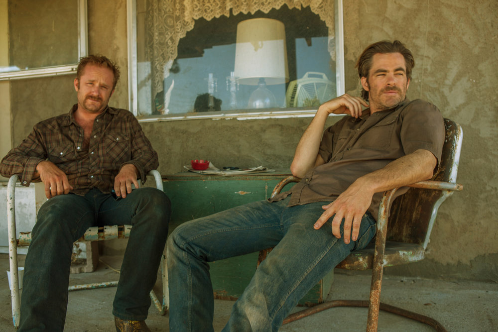 Hell or High Water - Amanda welcomes back Joe Morales to discuss the film, Hell or High Water. Joe experiences his first sort of Western and Amanda is bothered by Chris Pine's piercing blue eyes.