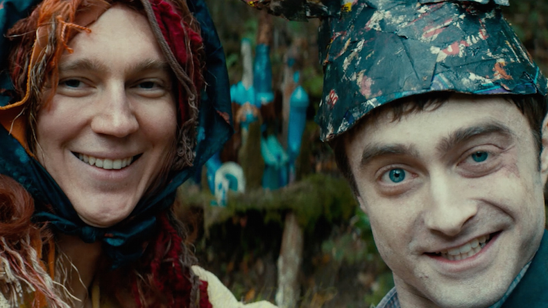 "Swiss Army Man - Amanda discusses Swiss Army Man with new guests Kristin and Shane. Kristin wants more from her DVD commentaries, Shane REALLY loves the music of the film and Amanda gives some insight into her love of Daniel Radcliffe. Also, everyone is shocked by their enjoyment of the song, ""Cotton Eyed Joe"" in the movie."
