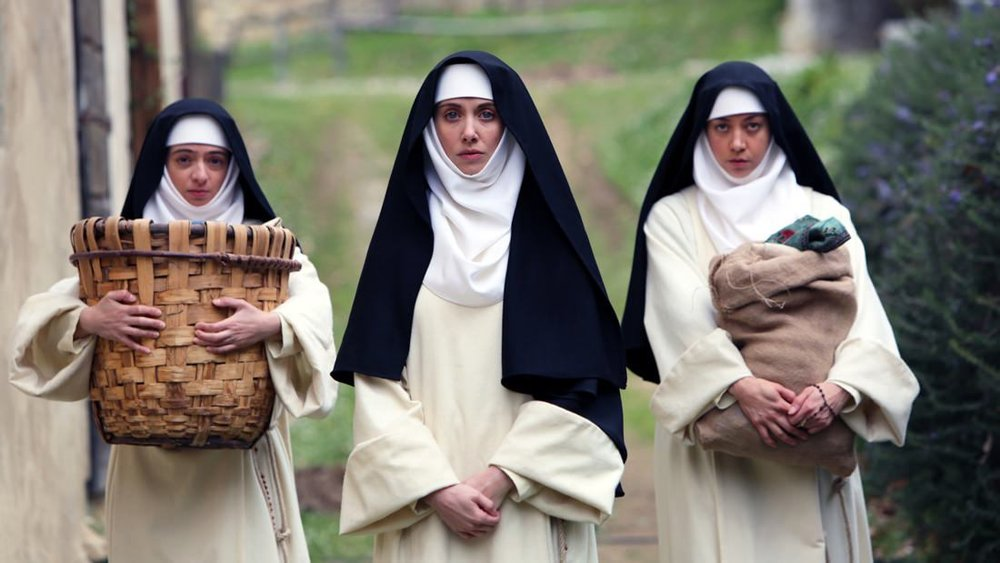 The Little Hours - Amanda welcomes back her sister Faythe to discuss the comedy, The Little Hours. Faythe has decided the movie is a biography of her life and the film leaves Amanda feeling incredibly happy.