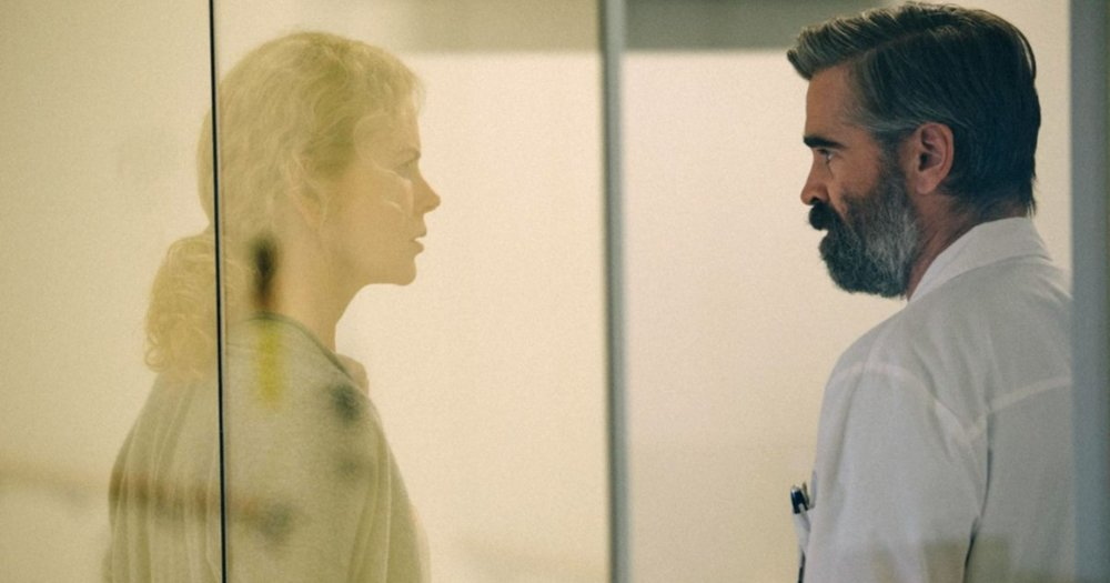 The Killing of a Sacred Deer - Amanda welcomes back regular guest Jessica to discuss the indie thriller, The Killing of a Sacred Deer. Jessica is pretty sure Johnny Depp doesn't bathe and Amanda is failed by IMDb, Wikipedia and Google.