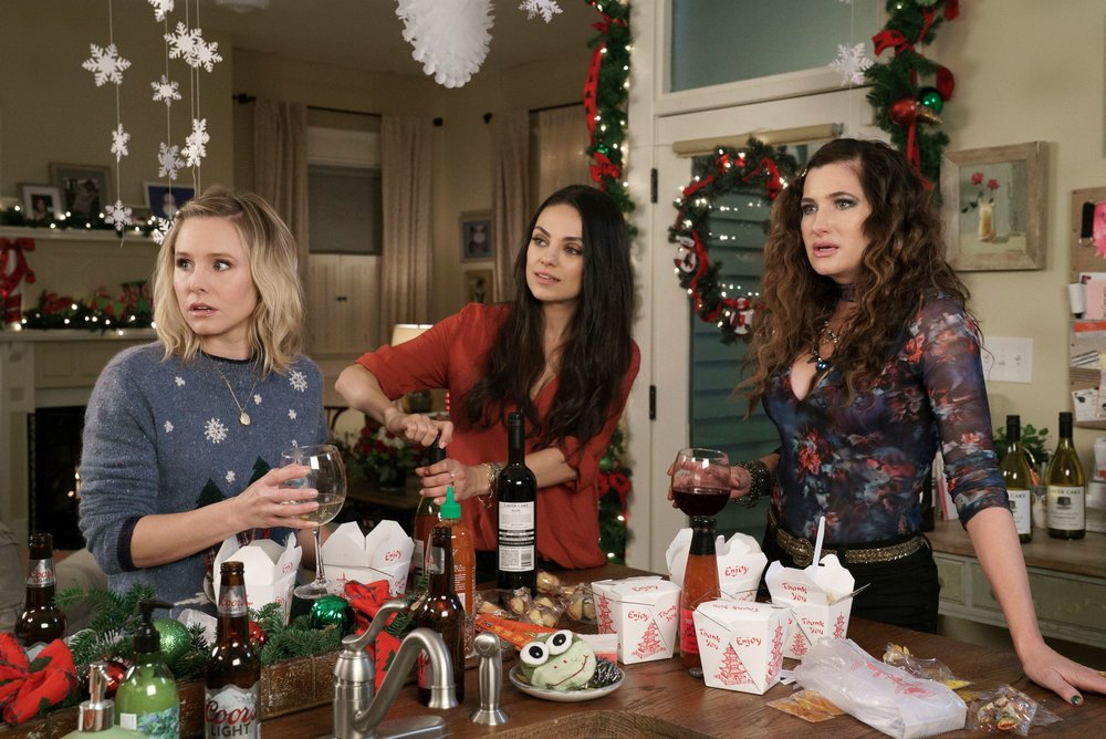A Bad Moms Christmas - Amanda welcomes new guest Vanessa from Not Another X-Files Podcast Podcast to discuss the holiday comedy A Bad Moms Christmas. Vanessa points out that watching montages of other people having fun can be super awkward and Amanda appreciates all the Kenny G jokes.