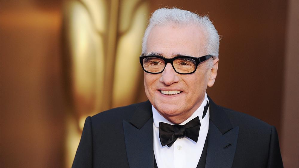 Martin Scorsese -
