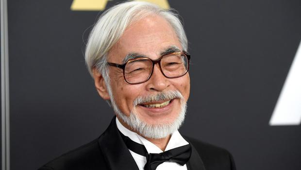 Hayao Miyazaki -