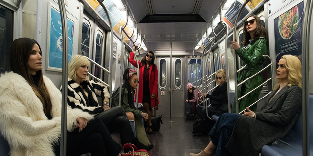 Ocean's 8 - Amanda has return guest Nikki on to discuss the heist flick, Ocean's 8. Nikki does not want to wear crazy expensive jewelry and Amanda wants to be Mindy Kaling's best friend.