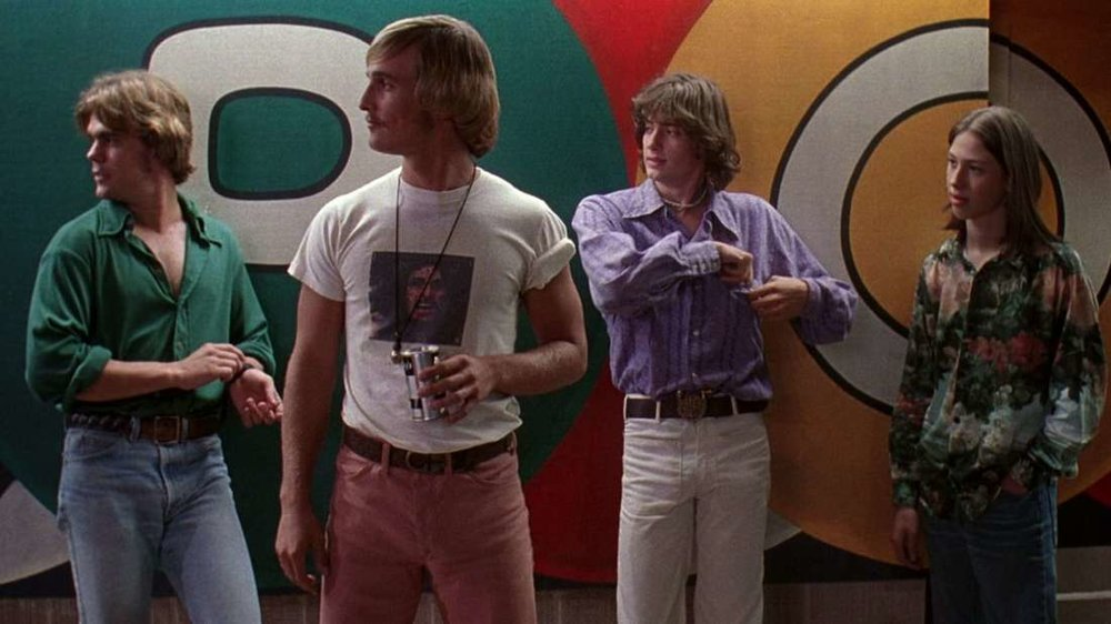 Dazed and Confused - Amanda welcomes back Brittney to the podcast to talk about the cult classic Dazed and Confused. Brittney doesn't miss high school and Amanda does a Matthew McConaughey impression.