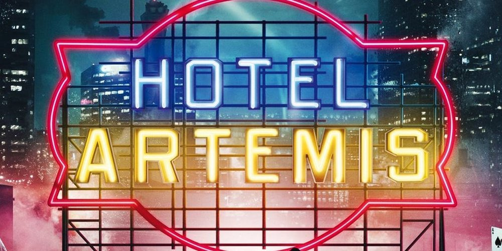 Hotel Artemis - Amanda is joined by return guests Nathan and Erik to talk about Hotel Artemis. Nathan keeps getting Milla Jovovich vibes from Sofia Boutella, Erik has an adventure on his way to the movie and Amanda appreciates the believability of the near future portrayed in the film.