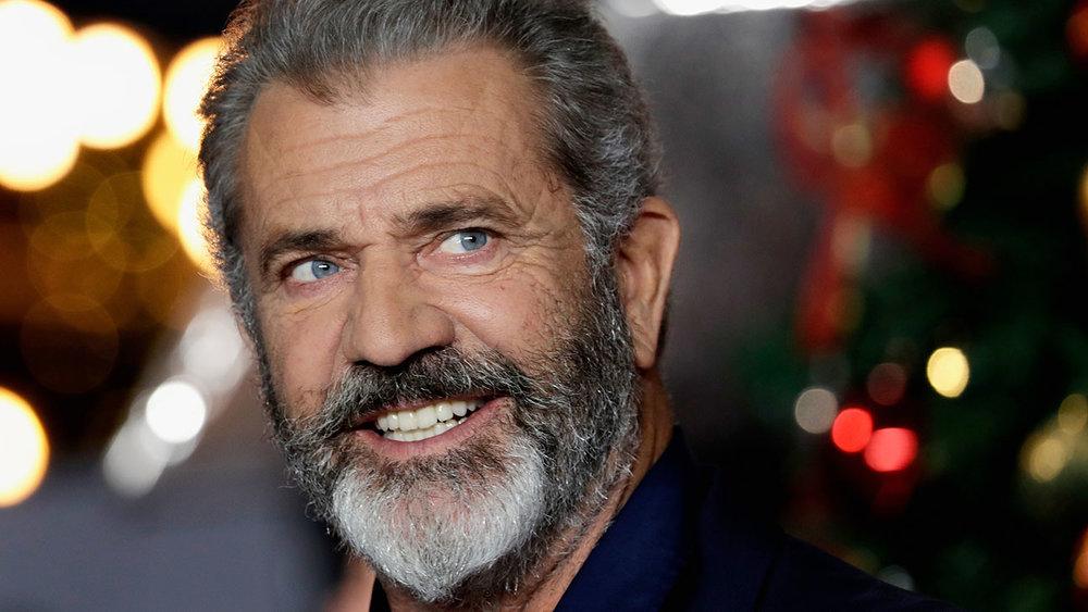 Mel Gibson -