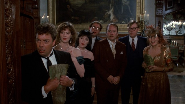 Clue - Amanda is joined by return guests Erik and Ariel to discuss the cult comedy, Clue. Erik will cut all Clue haters, Ariel is surprised to learn the film has multiple endings, and Amanda exposes a group of children at a church to cussing.