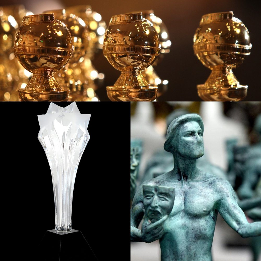 Kicking Off Awards Season 2018-2019: Golden Globes, Critics' Choice and SAG Nominations - Amanda is joined by Colleen and Stephen to talk about the start of Awards Season. They discuss the nominations for the Golden Globe Awards, Critics' Choice Awards and Screen Actors Guild Awards along with the Oscars Shortlists that have been released. Colleen thinks Lin-Manuel Miranda is freaking adorable, Stephen might be in love with the character of Mary Poppins, and Amanda wants to see more Awards Season love for Eighth Grade.