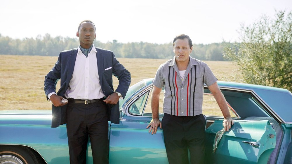 Green Book - Amanda has return guest Tim on to discuss Green Book. Tim confuses the title with the horror film Green Room, Amanda is reminded of Singin' in the Rain in one scene and they both rant about grammar.