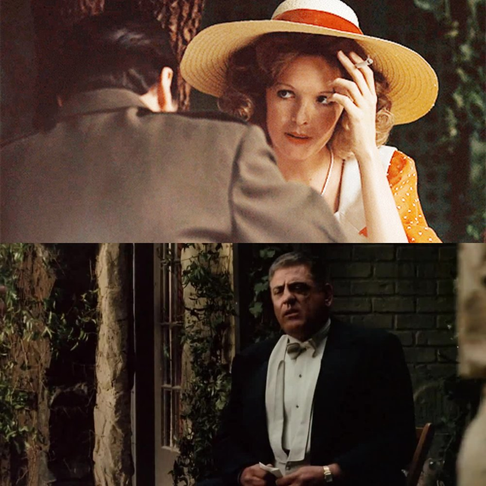 Minute 14: The Godfather-Casting Luca Brasi - Could Minute 14 be one of Amanda and Stephen's favorites? They talk about the crazy real life background of actor Lenny Montana. Plus, discussion about Kay's role in the current scene and how they might handle meeting their heroes.