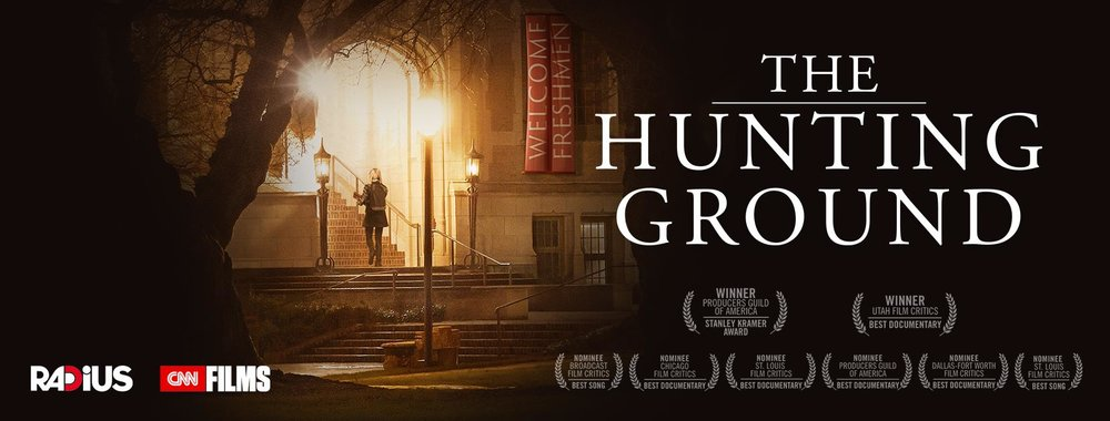 Together Films ran the educational campaign for The Hunting Ground in the UK when the film was released in 2015. If you are interested in booking a screening of the film, please fill out your details on the films website and a member of the film team will get back to you asap.