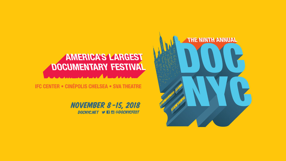 Together Films are managing the marketing for DOC NYC, America's largest documentary film festival running No 8th-15th. This encompasses over 200 film screening at the IFC, SVA and Cinepolis cinemas in New York City.