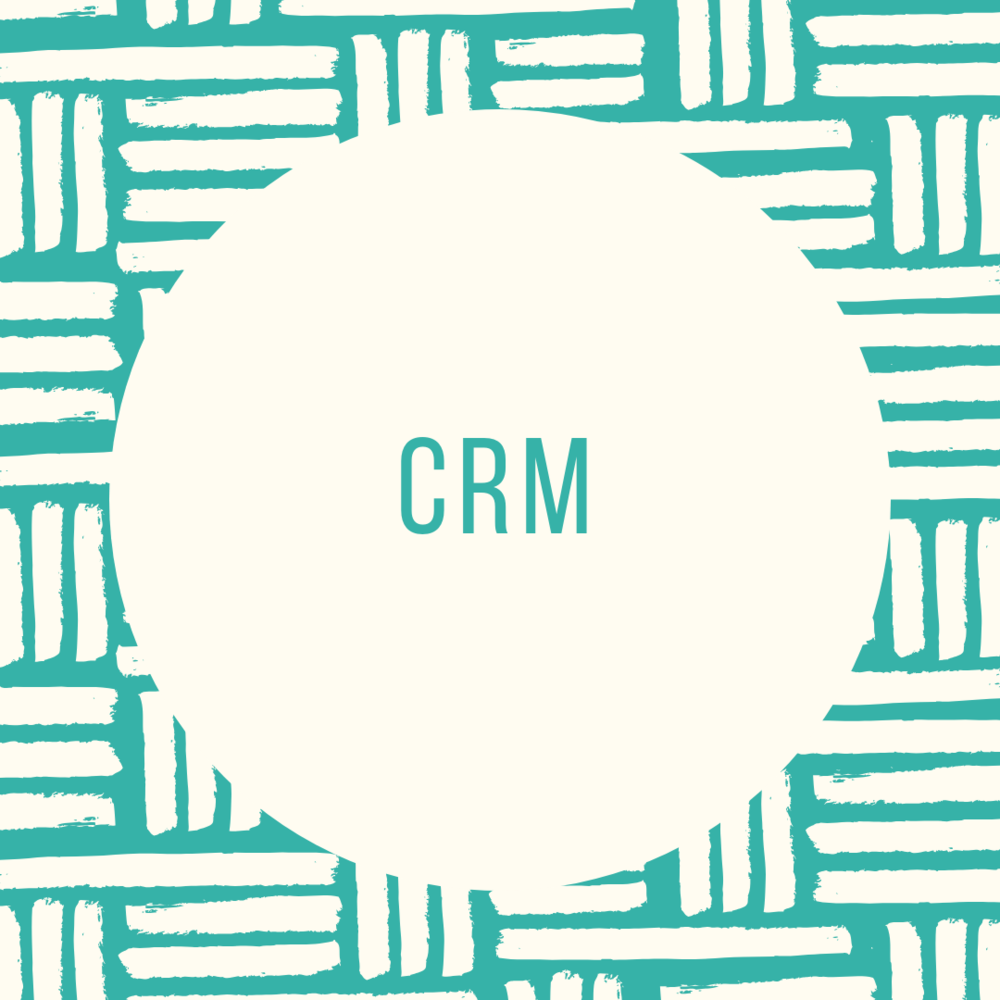 Together Films Customer Relationship Management (CRM)