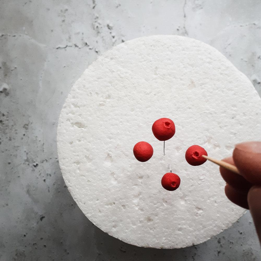 cukorvirág tutorial