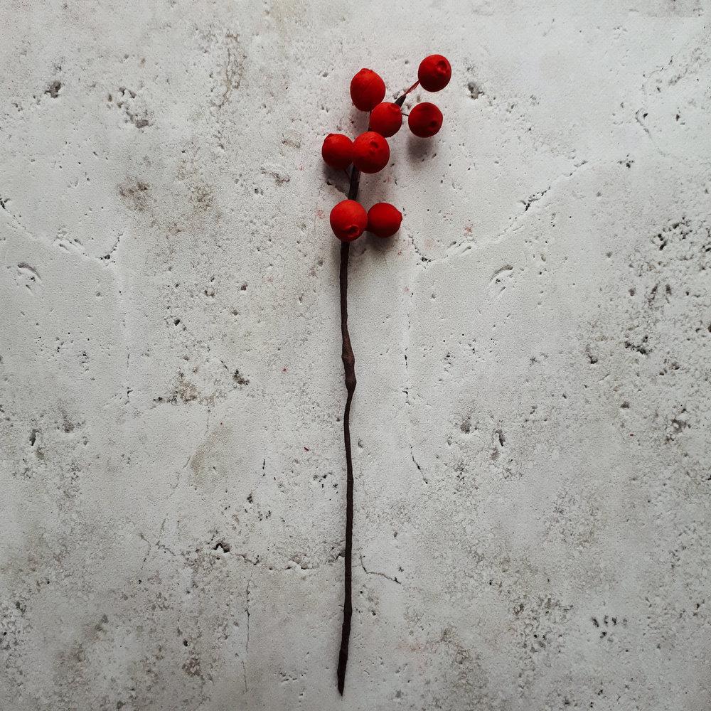 cukorvirág bogyó