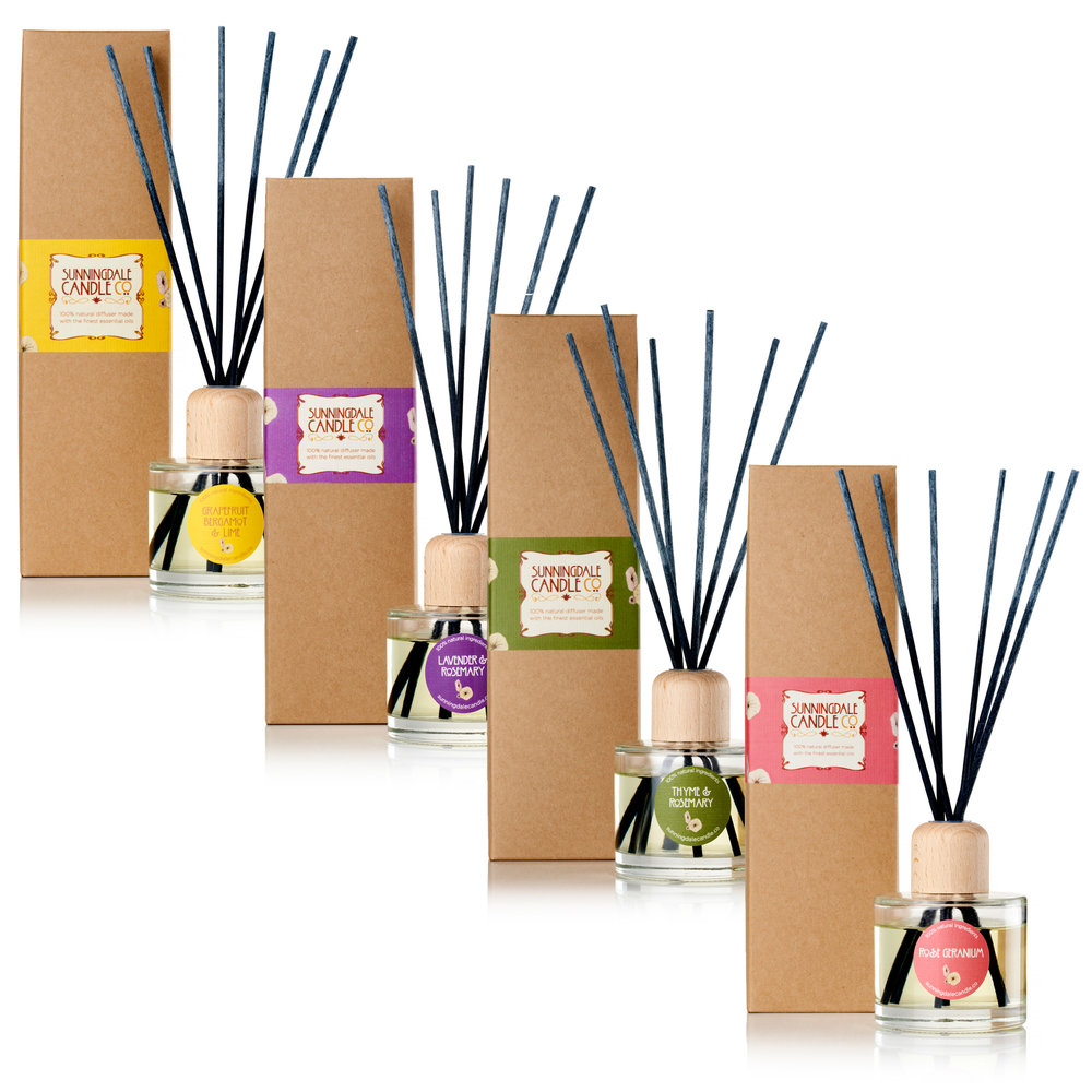 Diffusers and refills