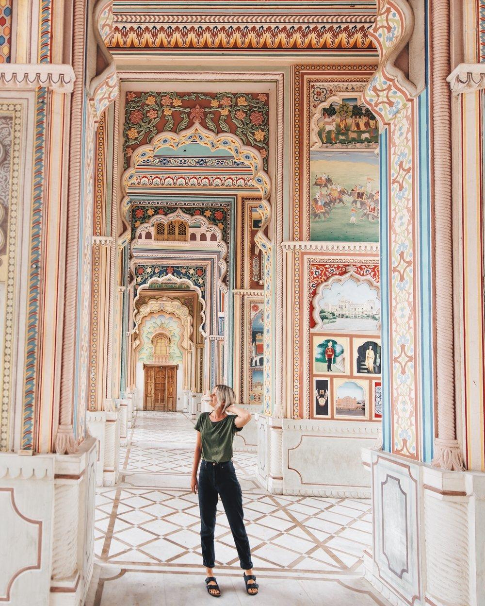 Jawarhar Circle - Jaipur