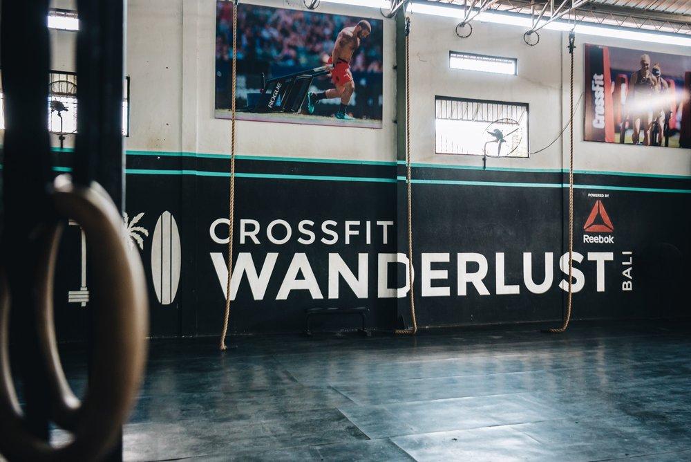 Wanderlust Crossfit